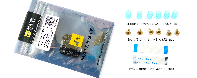 Matek F405-Mini Betaflight FC
