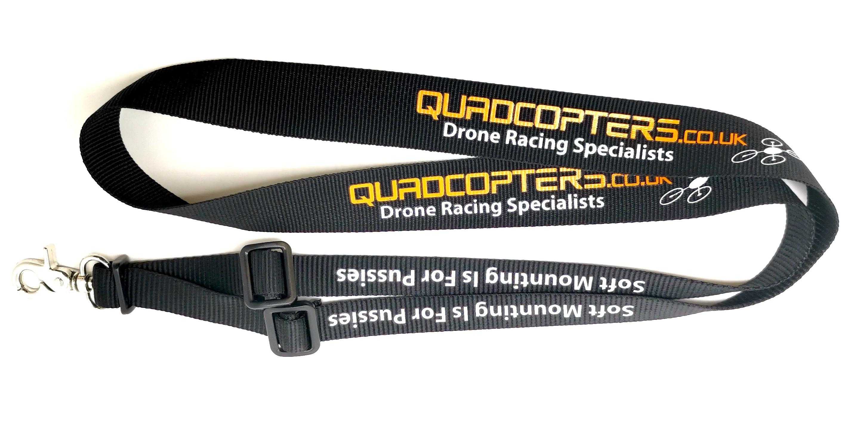 radio  strap for drone lanyard