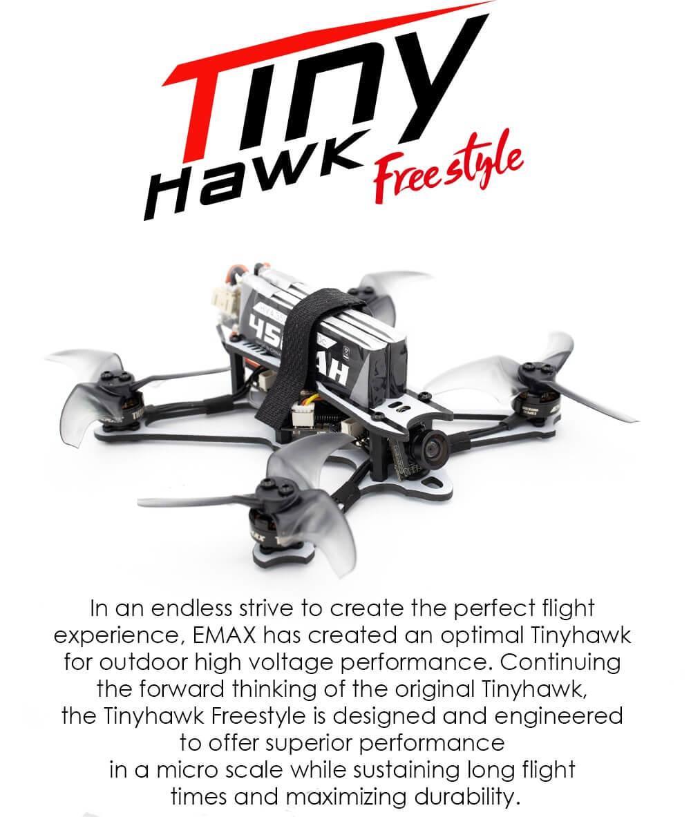Emax Tinyhawk information 1