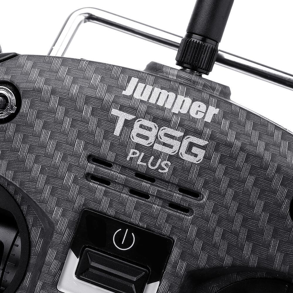 JUMPER T8SG V2 CARBON  logo speaker