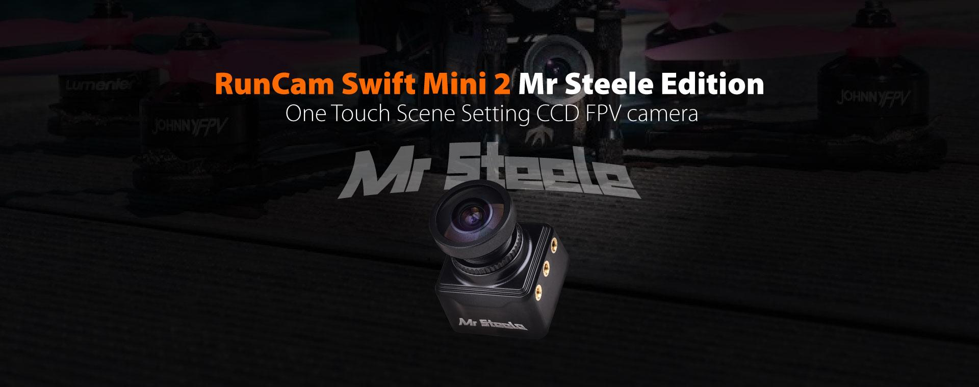 Mr Steele Swift 2 mini for camera