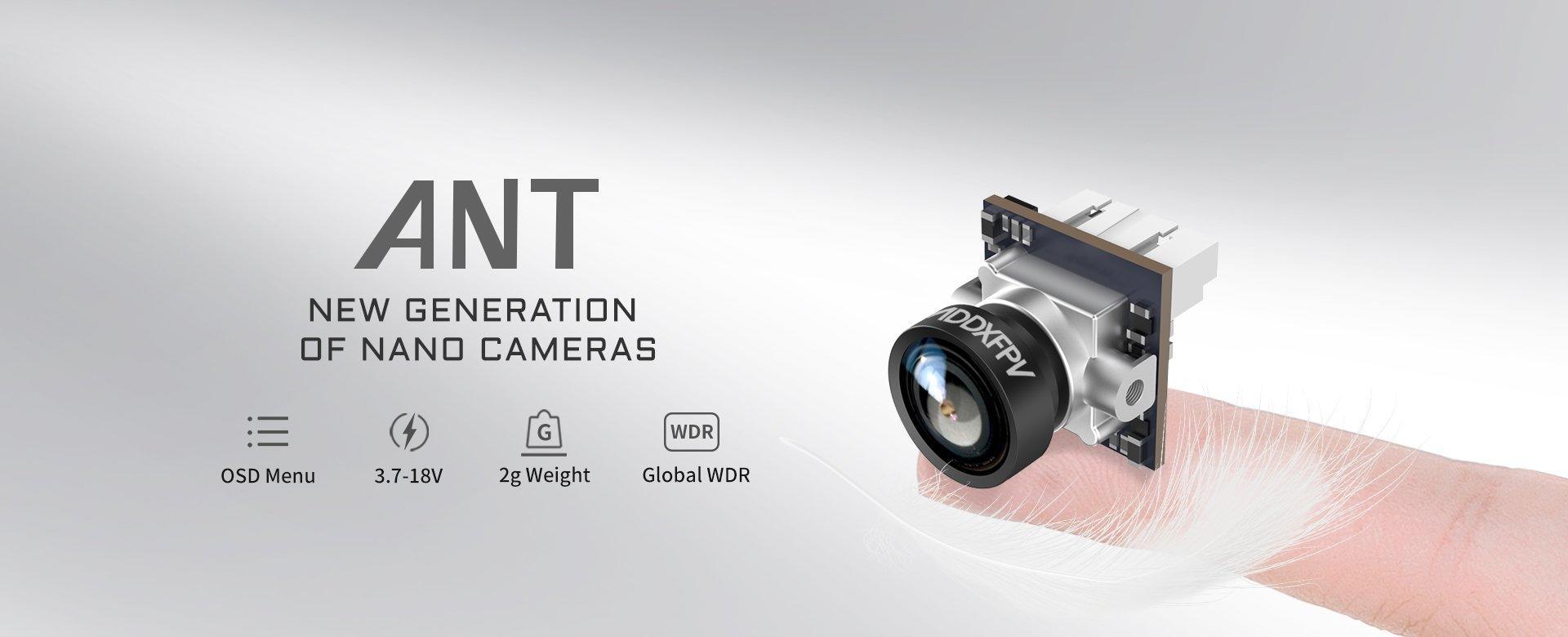 Caddx ANT Fpv Nano camera