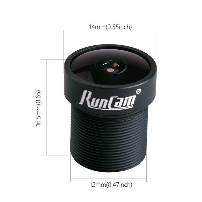 Runcam Swift 2 Lens 2.5mm 130FOV