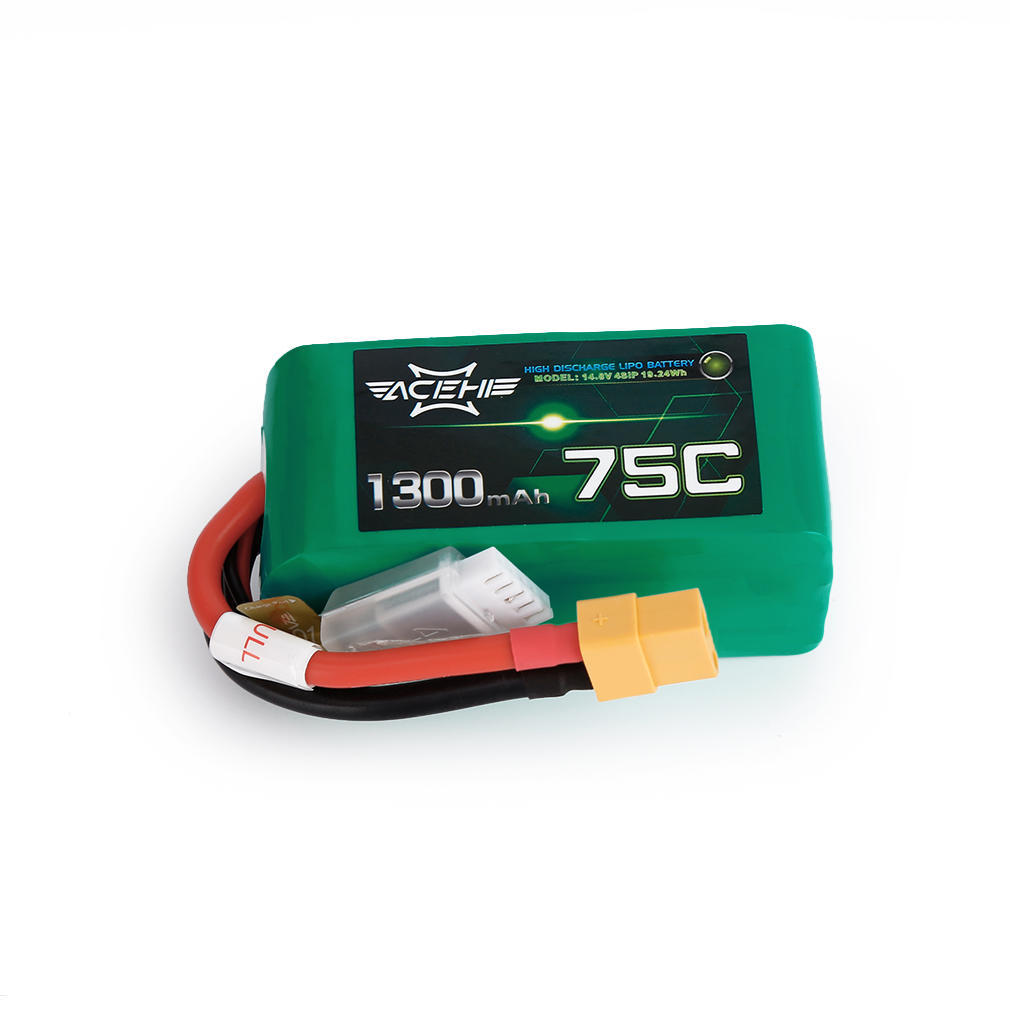 Acehe 1300mAh Lipo battery for fpv drone racing