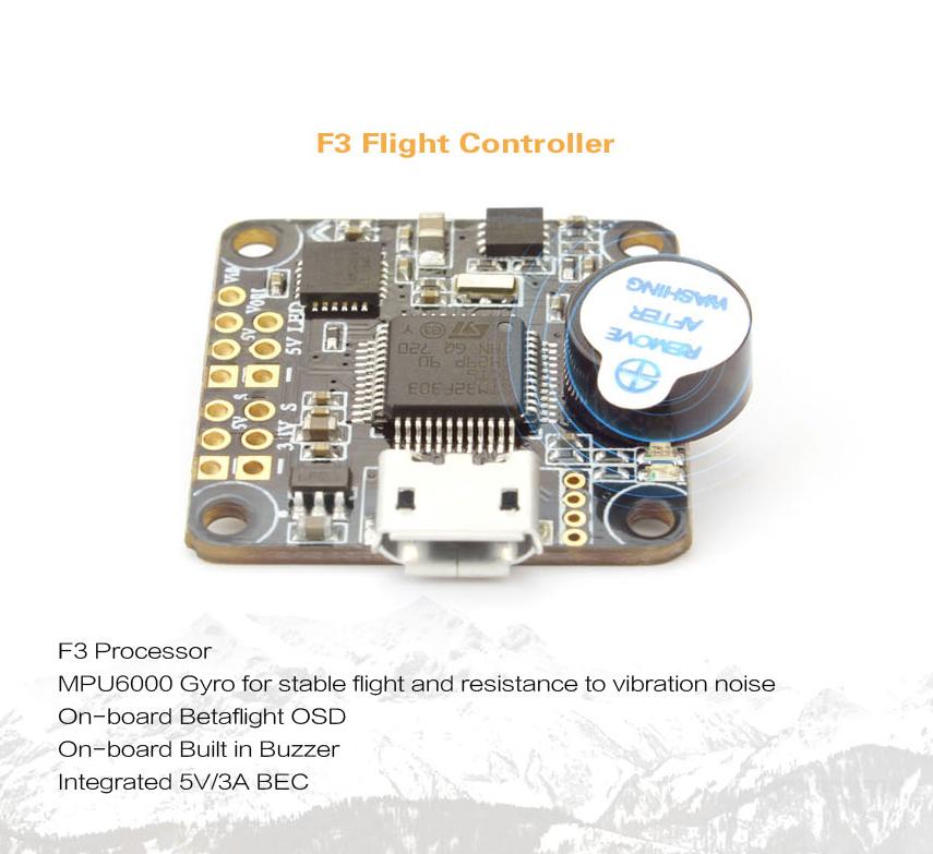 Emax F3 Flight Controller