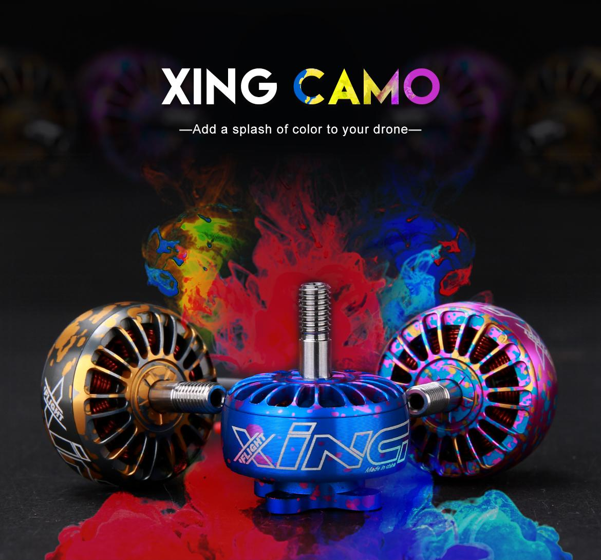iFlight Xing Camo Motors uk stock