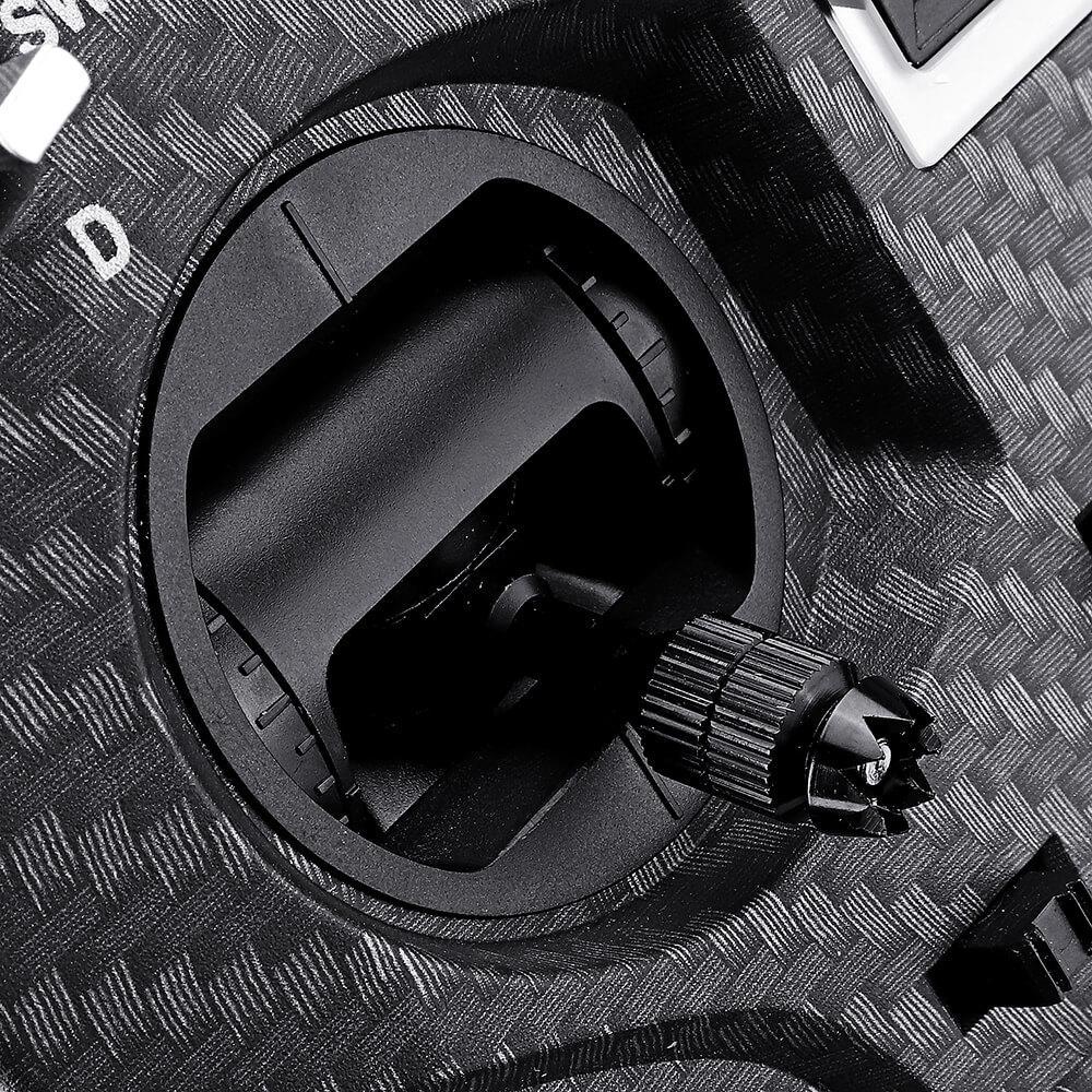 JUMPER T8SG V2 CARBON  hall effect gimbal