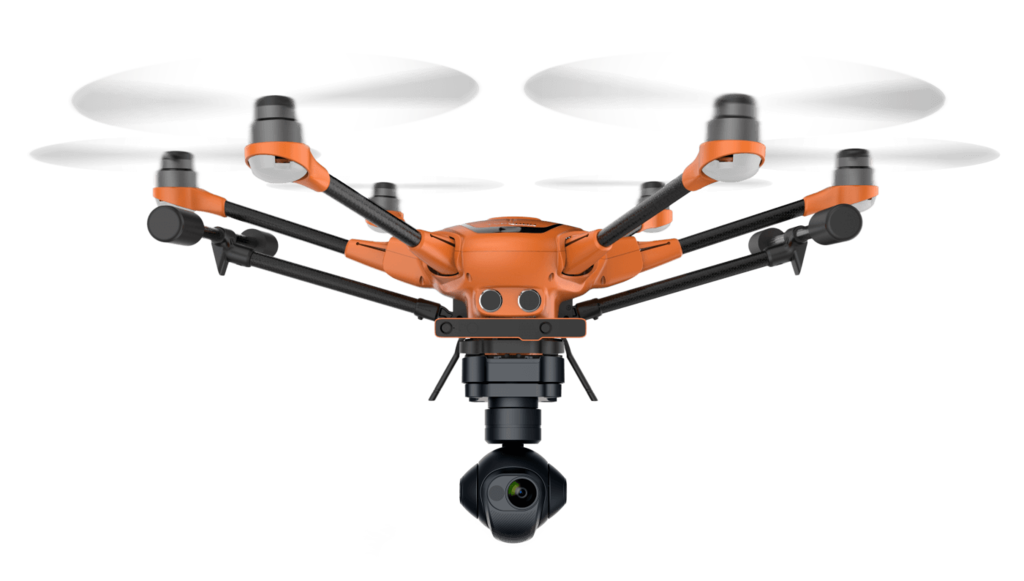 The New Yuneec H520 Hexacopter