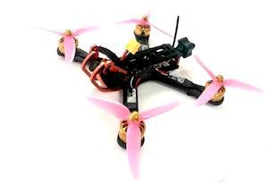 Ready to fly FPV Racing Drones built by Tom Smith