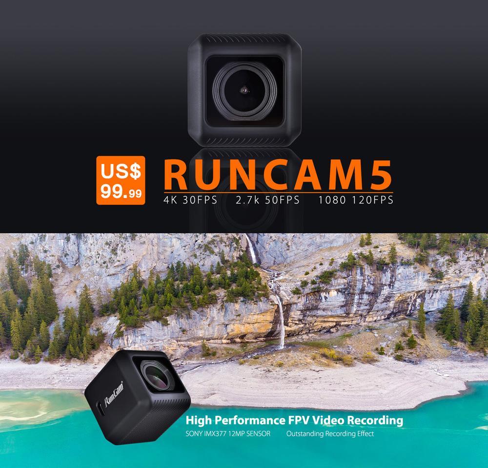 Runcam 5 Information