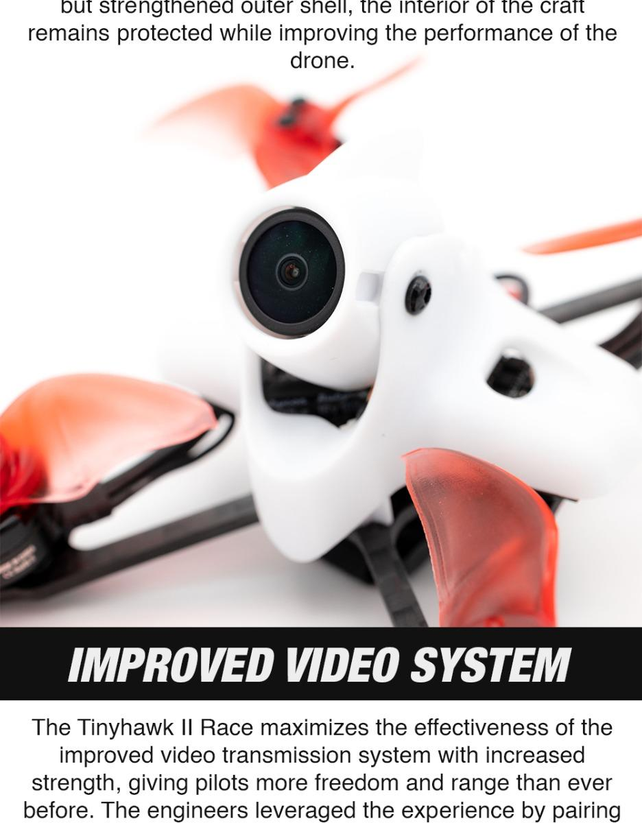 improved fpv video system