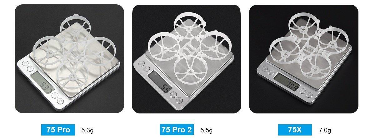 Beta75 Pro 2 Whoop Frame