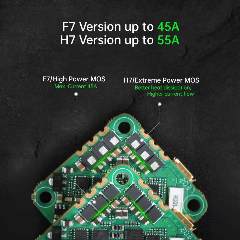 Beast F7 FC 45A AIO (MPU6000) 25.5x25.5