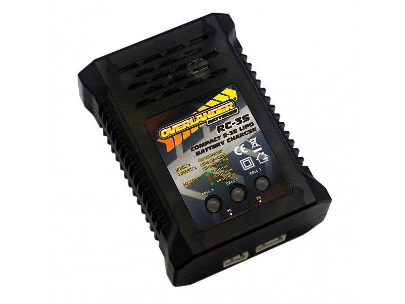 Overlander Lipo Charger 2-3s
