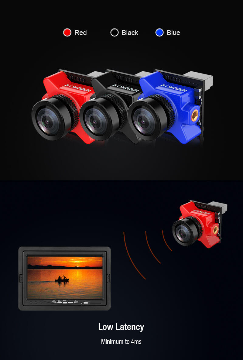 Predator Micro colours and specs