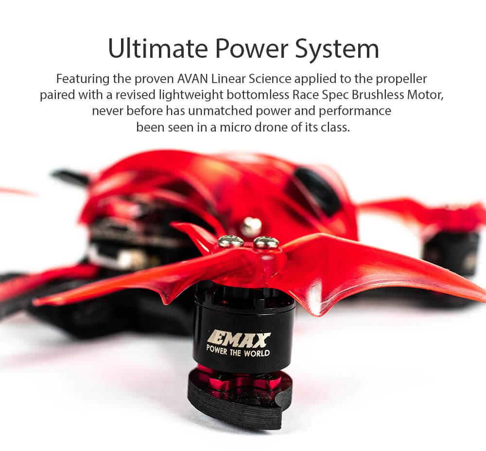 Ultimate power system babyhawk r pro