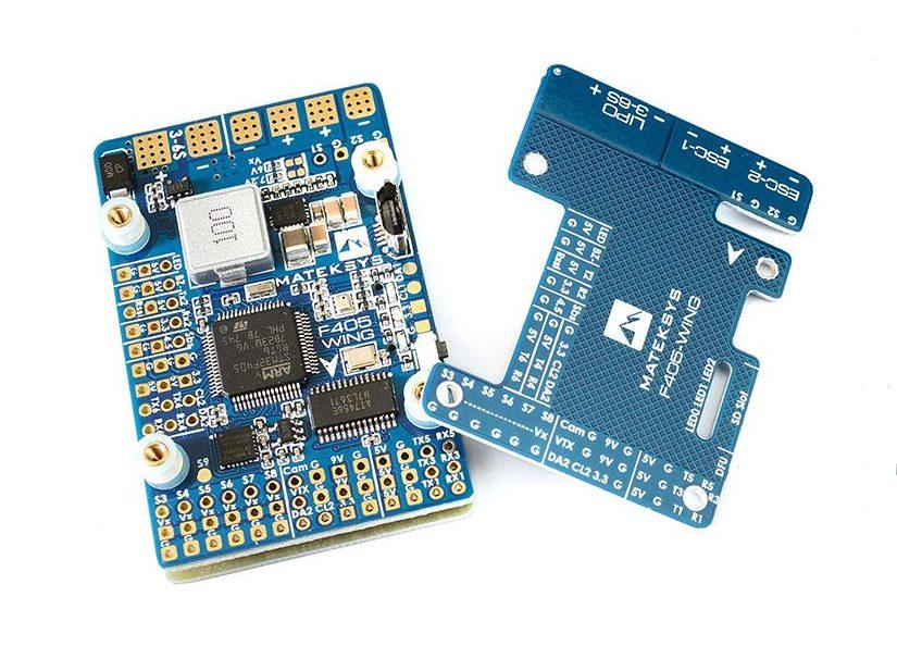 iNAV Flight Controller Matek F405 Wing
