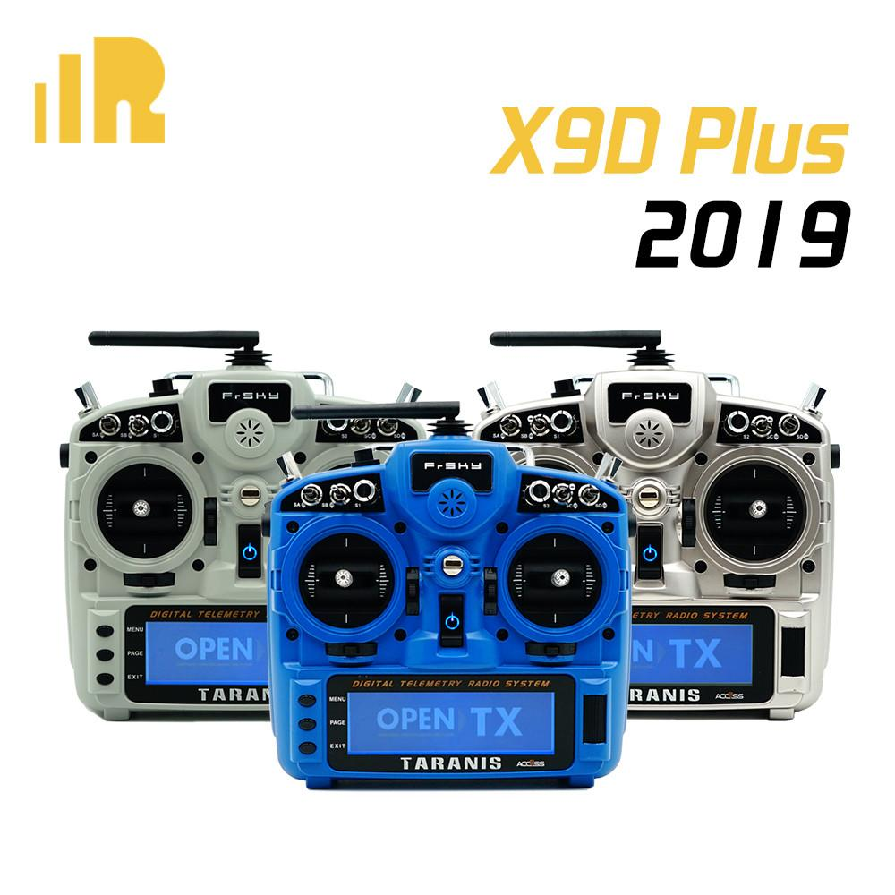The frsky X9DP 2019 Comes in a range of colours with all new features