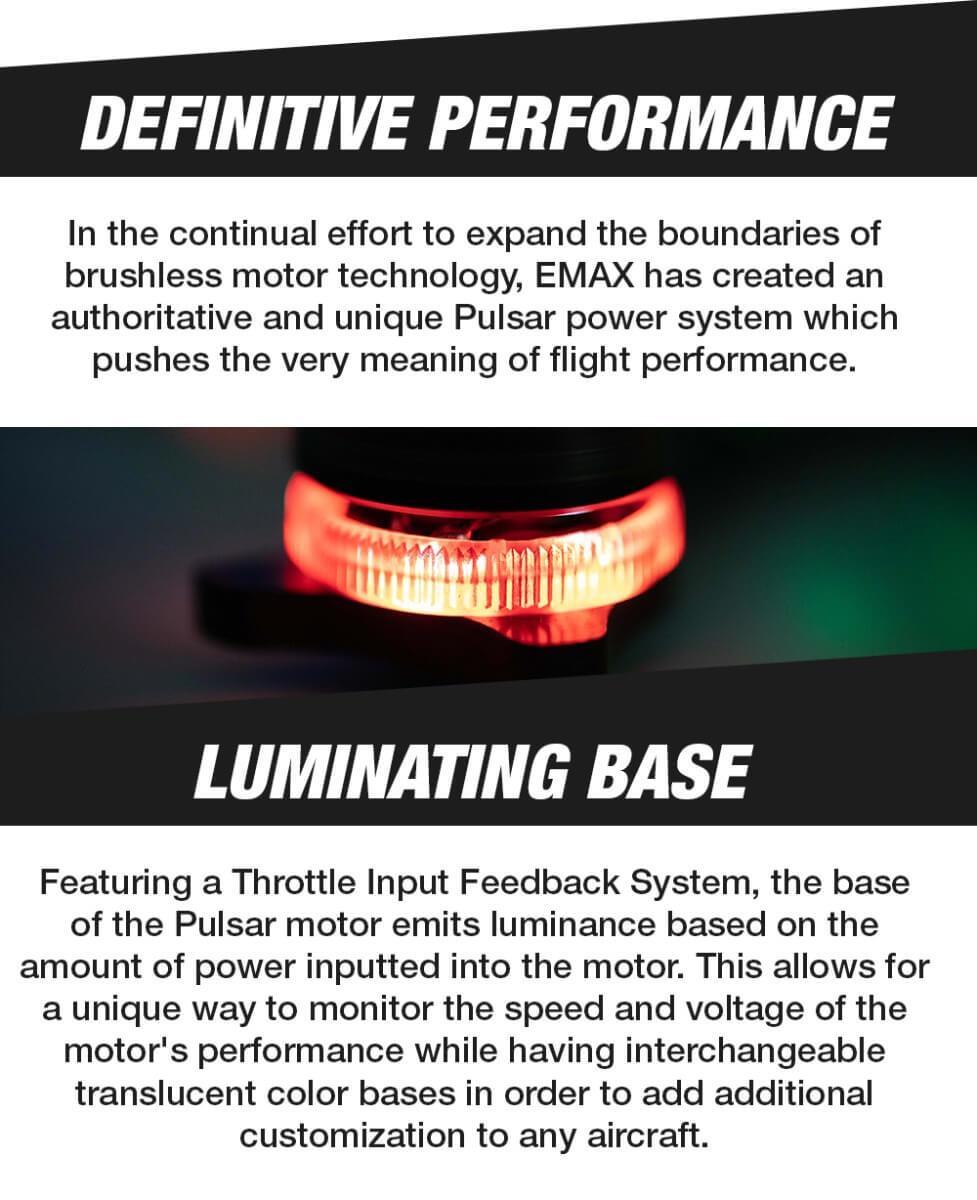Pulsar Led motors information 2