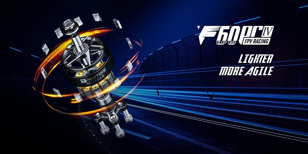 T-Motor F60PRO Ⅳ KV1750 motor
