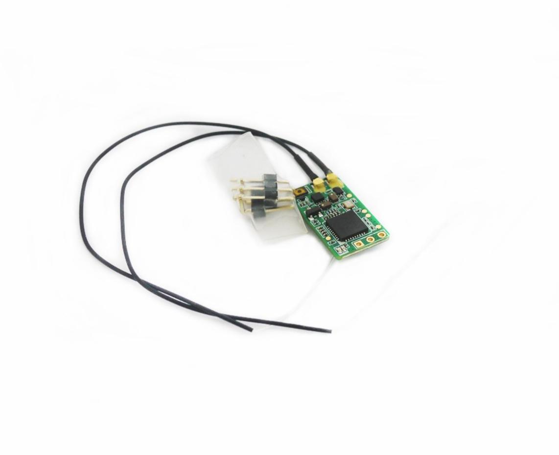 Frsky XM+ Micro D16 SBUS Full Range Receiver EU Firmware