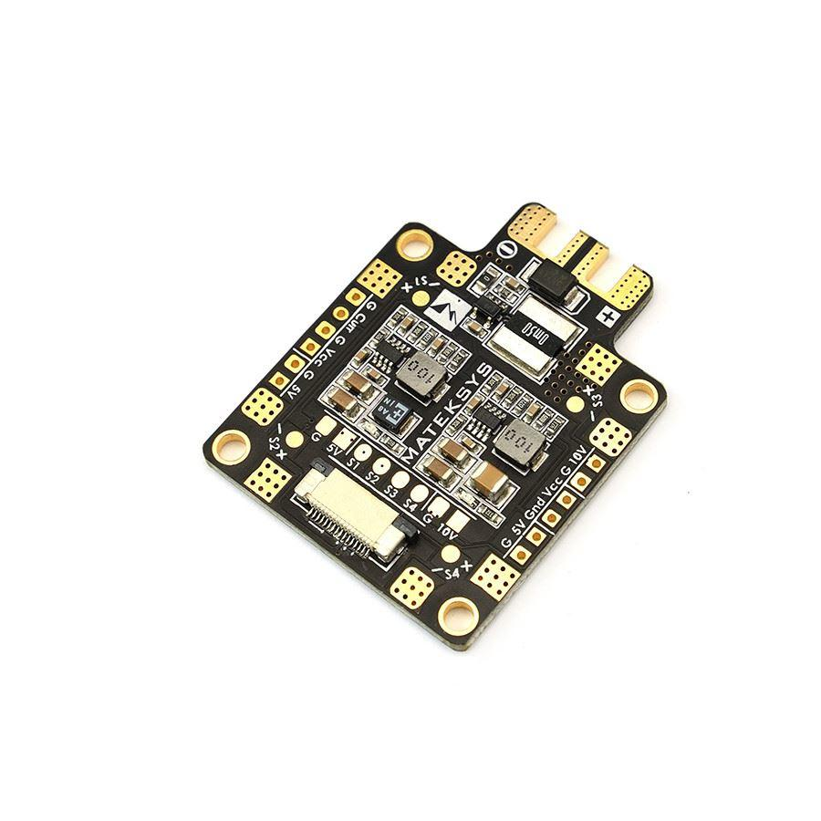 Matek Current Sensor PDB with built in Betaflight Osd