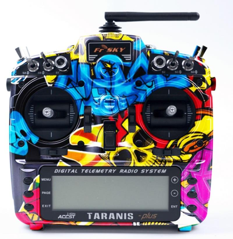 Frsky Taranis X9D Plus Rock Monster - Quadcopters.co.uk
