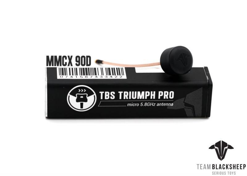 TBS TRIUMPH PRO (MMCX 90°Or Straight)