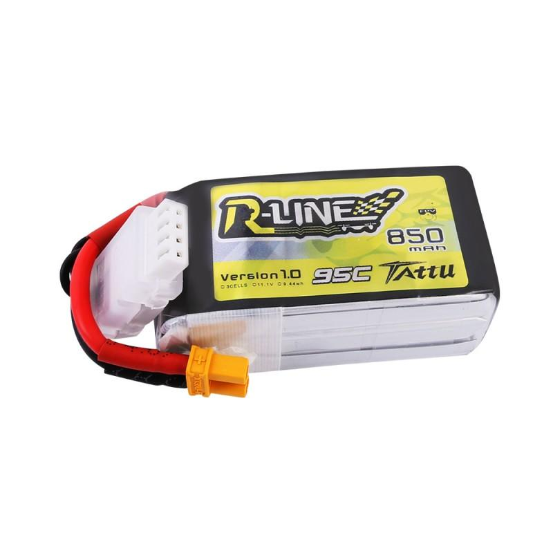 r-line by tattu 3s 850mah 95c