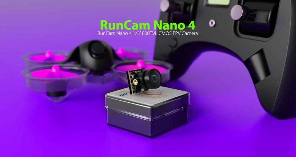 runcam nano 4 fpv camera