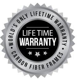 Armattan lifetime warranty applies to the marmotte which we have in the UK