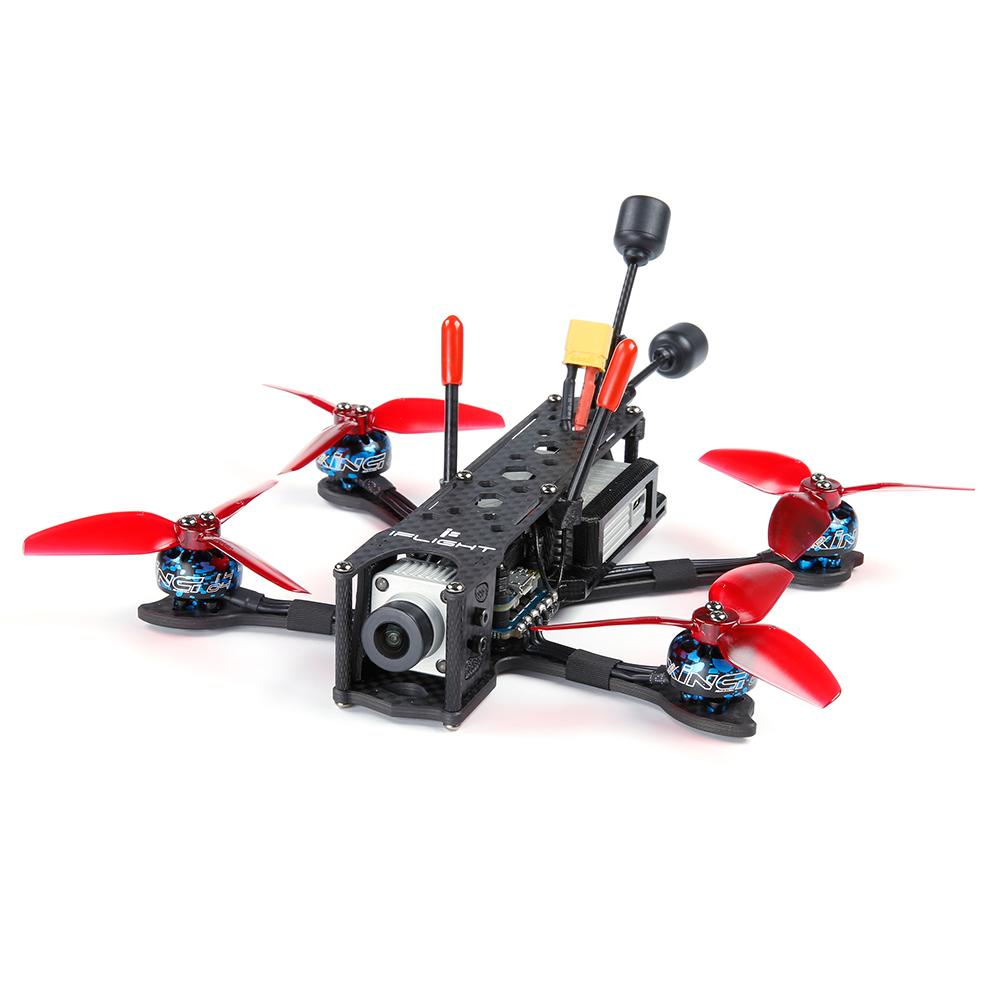DC3 HD Quad BNF With DJI Digital HD FPV Air Unit