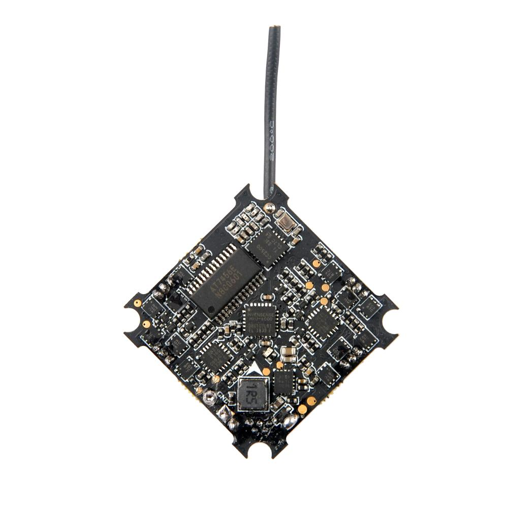 Crazybee F4 Pro V2.0 1-3S Compatible Flight Controller for Mobula7 HD Internal Frsky 4in1 esc rear