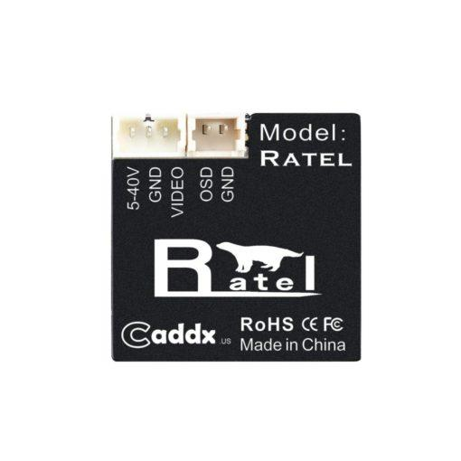 "Caddx Ratel 1/1.8"" Starlight 1200TVL FPV Camera"