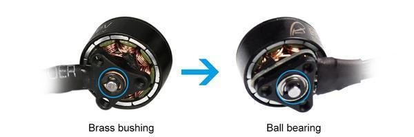 motor baring