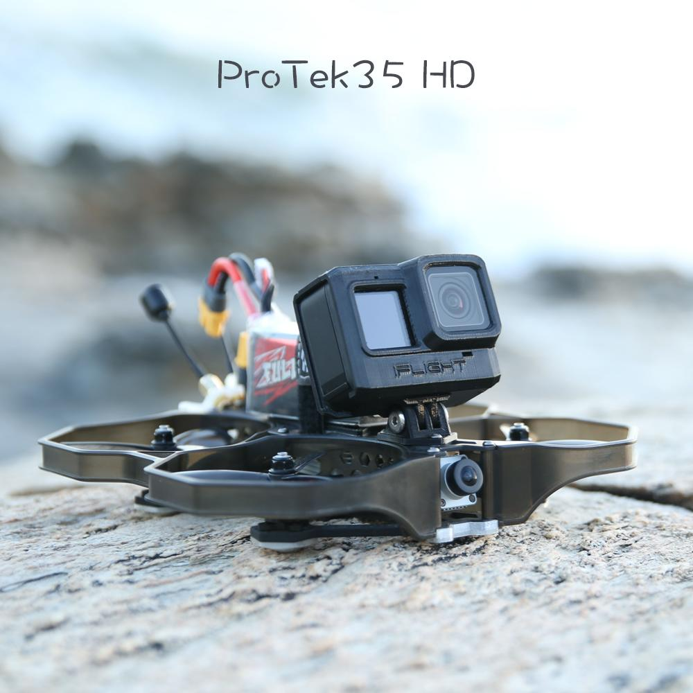 iFlight Protek35 HD Cinematic Mini Quadcopter w/ DJI Air Unit