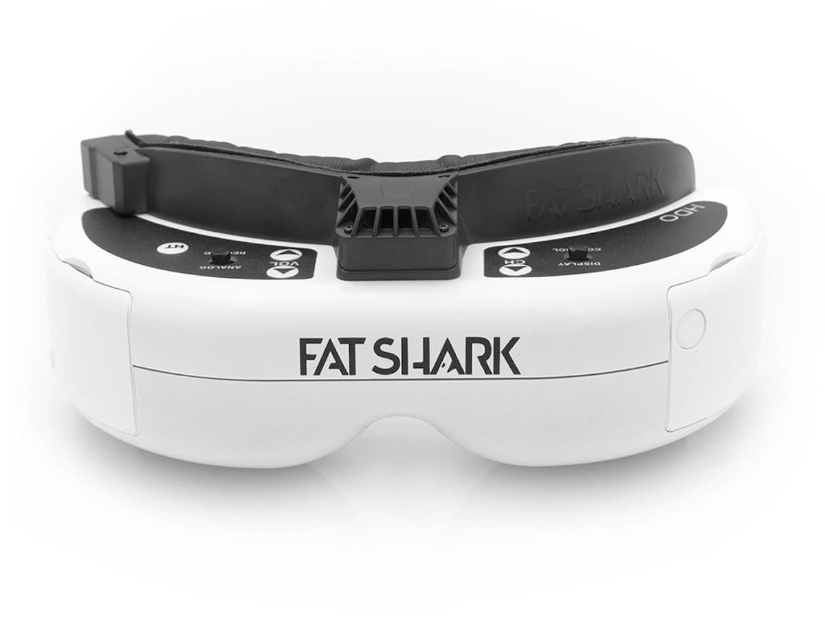 Fat Shark OLED HDO FPV Goggles