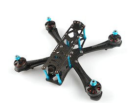 FPV Drone racing frames and kits for self builds UK Store