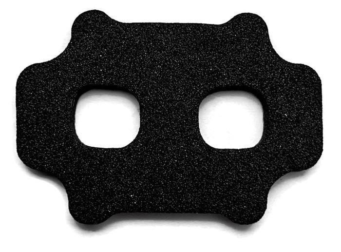 Marmotte HD cam plate adhesive foam