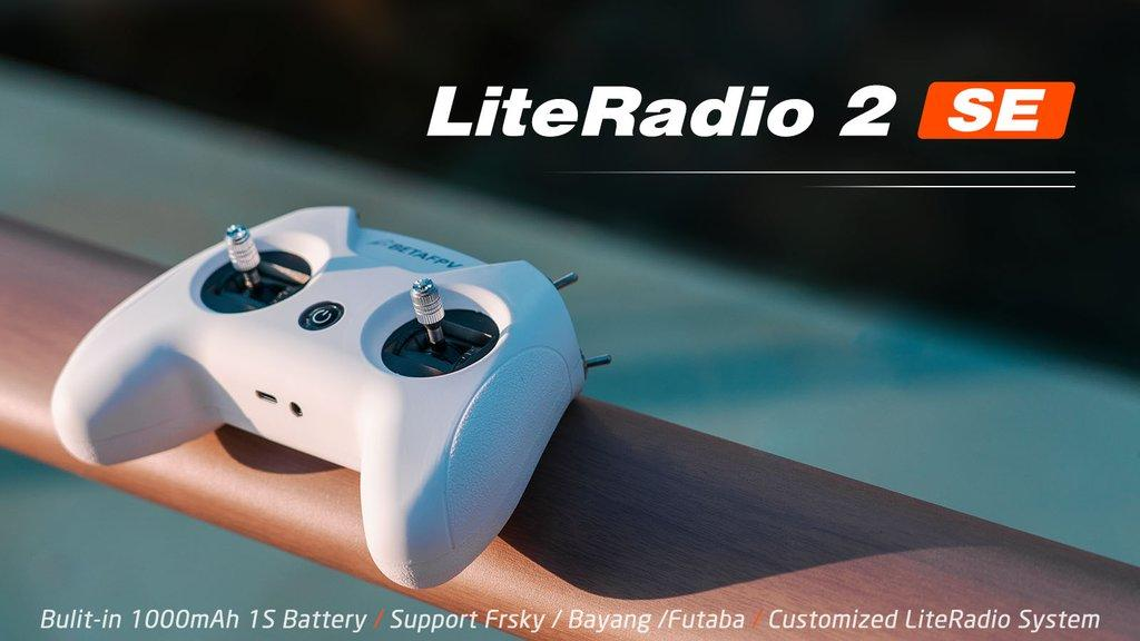 BetaFPV LiteRadio 2 SE Radio Transmitter (Frsky)