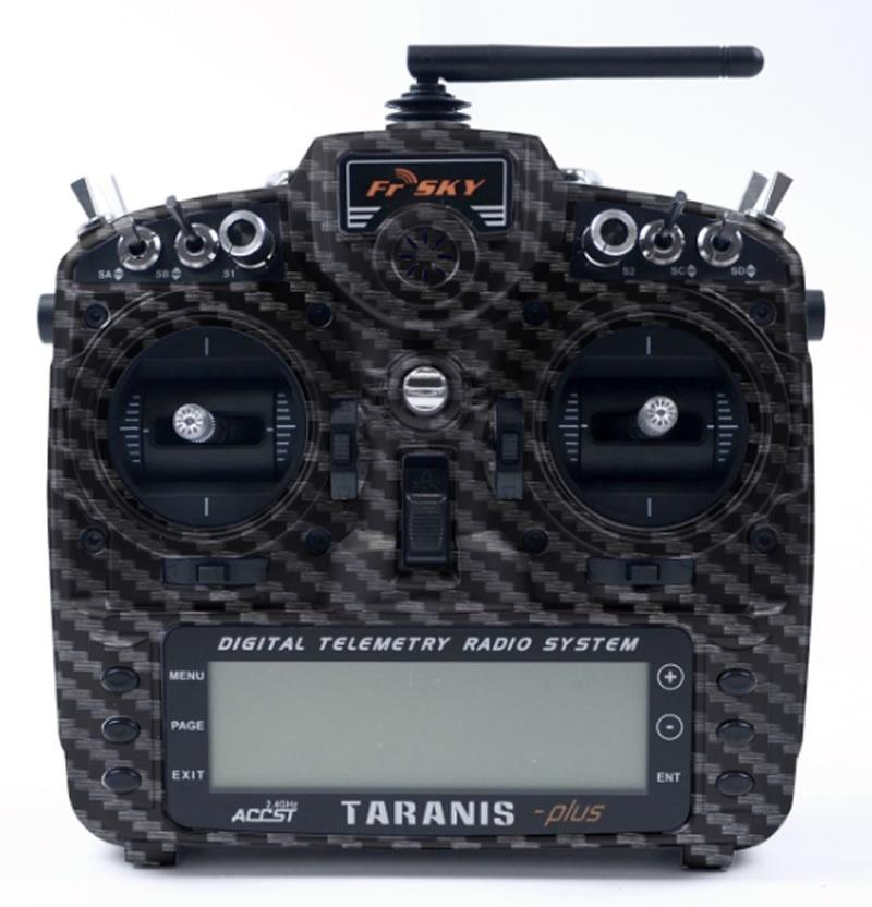 Frsky Taranis X9D Carbon special edition - Quadcopters.co.uk