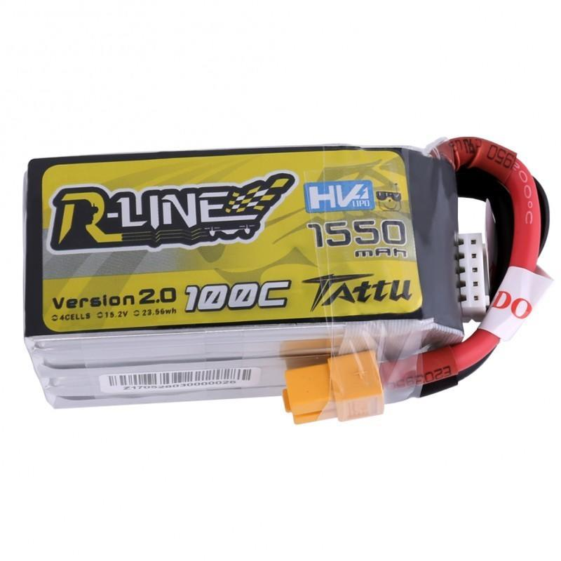 Tattu R-LINE V2 High Voltage