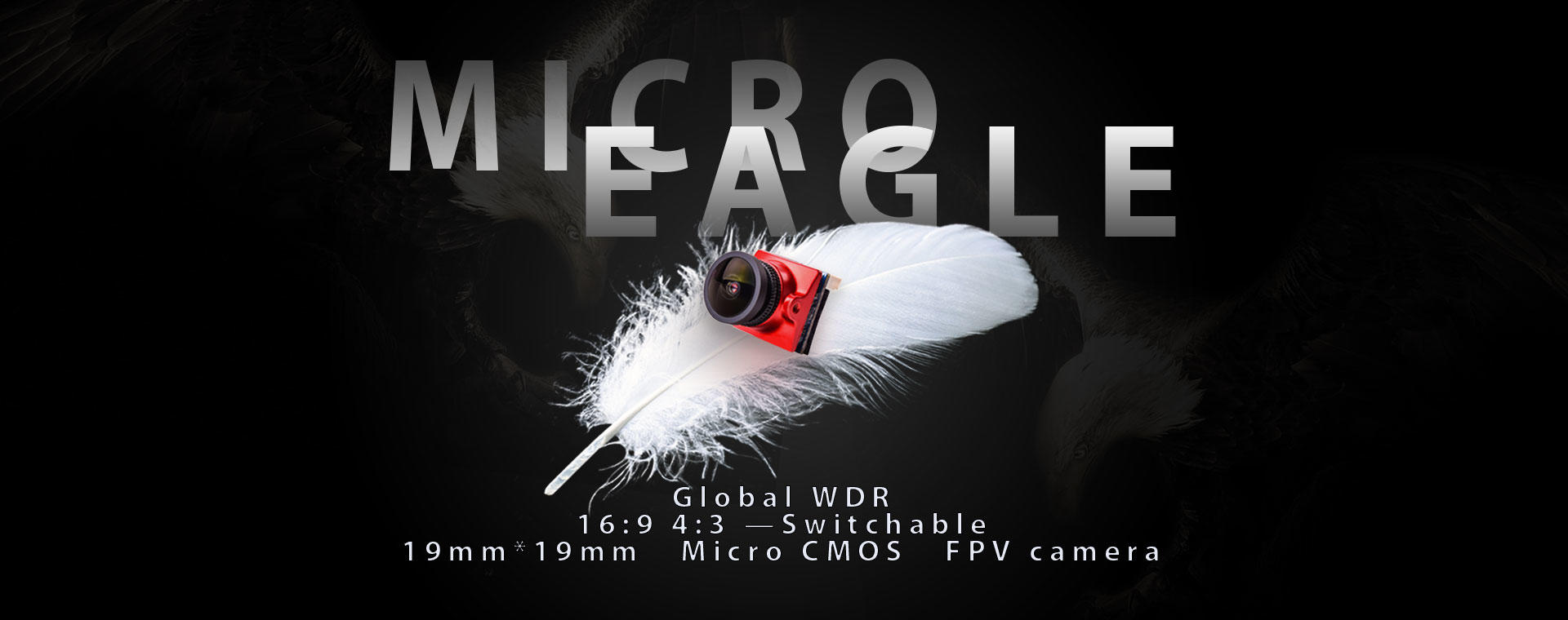 Runcam Micro Eagle FPV Camera - Quadcopters.co.uk