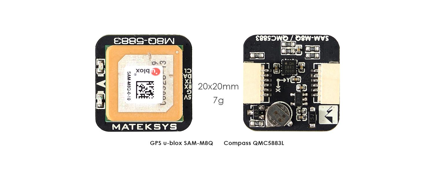 Matek GPS for iNAV