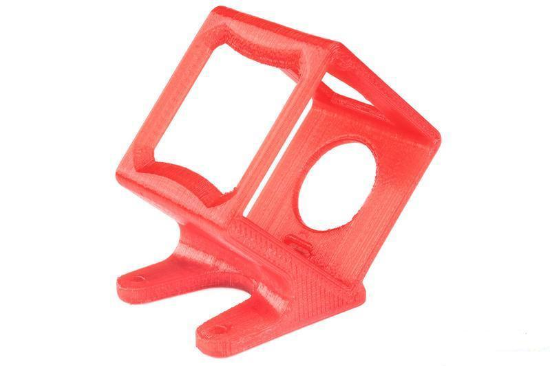 reverb gopro mount 40 degree red