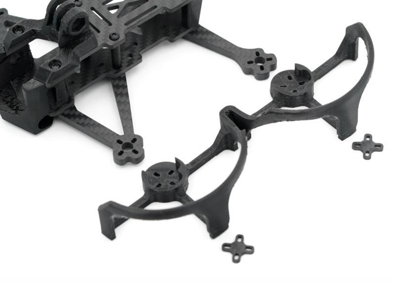 ETHIX CINERAT (CARBON AND HARDWARE PARTS) tpu guards
