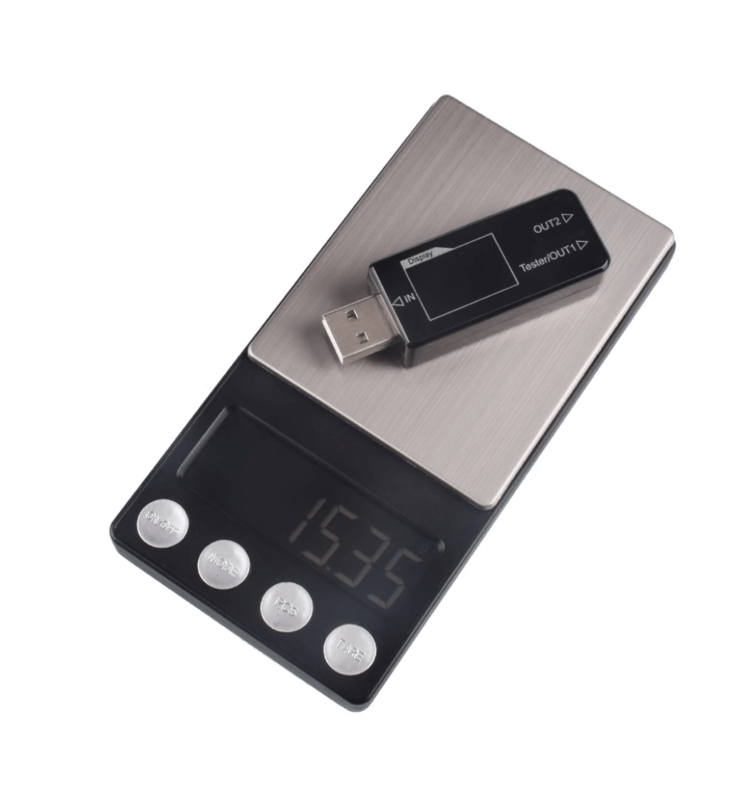 BT2.0 USB Battery Charger and Voltage Tester