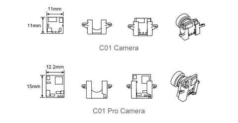 BetaFPV Canopy for Micro Camera camera mount