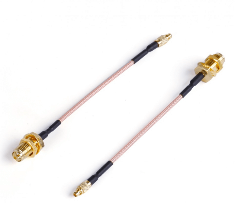 MMCX to RP-SMA Female Adapter Cable