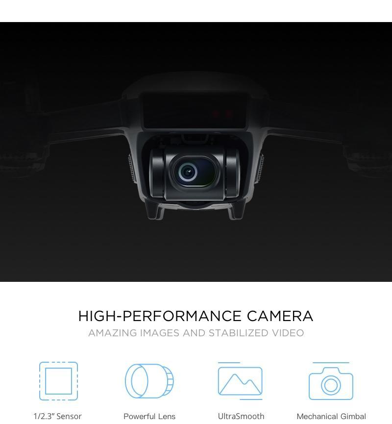 DJI Spark Camera Specs UK DJI Store
